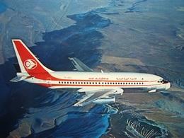 Avion / Airplane / AIR ALGERIE / Boeing B 737-200 / Airline Isue - 1946-....: Era Moderna