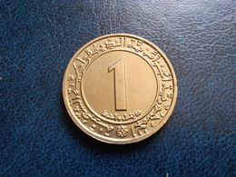 ALGERIE   1 Dinar  Nd(1983)   -- TTB+  --   FAO - Algeria