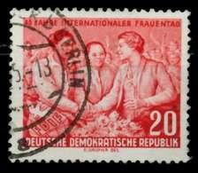 DDR 1955 Nr 451XII Gestempelt X735D6A - Gebraucht