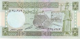 Syria - 5 Syrian Pounds - Syria