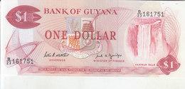 Guyana - 1 Dollar - Guyana