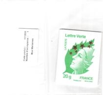 Série Complète Des 15 Maxi-mariannes Etoile D'Or N° YT 4662A à Q Neuf** Sous Blister Beaujard - 2008-13 Marianne Of Beaujard