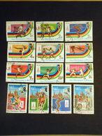 Guinea 1982 Olympic Games - Moscow 1980, USSR - República De Guinea (1958-...)