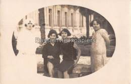 CARTE PHOTO CHARTRES HOPITAL MILITAIRE - Chartres