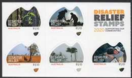 AUSTRALIA, 2020 DISASTER RELIEF SPECIAL STAMPS BOOKLET - 2010-... Elizabeth II