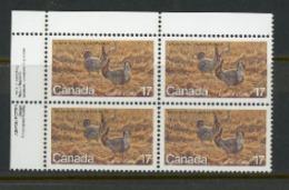 "Canada 1980 MNH ""Endangered Wildlife"" - 1952-.... Reign Of Elizabeth II"