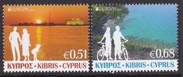 2012 Cyprus Europa CEPT Tourism MNH - Cyprus (Republic)