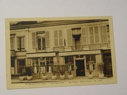 YVELINES-SAINT GERMAIN EN LAYE-LES CPUCINES-TEA ROOM GRILL ROOM - St. Germain En Laye