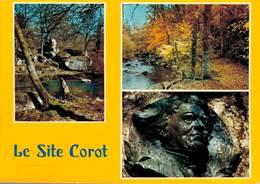 Saint Junien Le Site Corot 1980    CPM Ou CPSM - Saint Junien