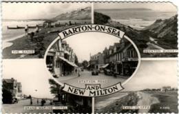61le 949 BARTON ON SEA AND NEW MILTON - Engeland
