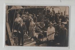 Bateau De Ligne Trouville à Identifier - Boats