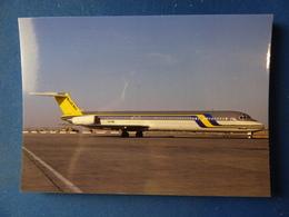 SUDAN AIRWAYS MD 83   SU-BME   /   Collection Vilain N°1166 - 1946-....: Ere Moderne