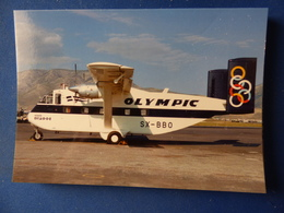 OLYMPIC AIRWAYS  SHORT SKYVAN   SX-BBO    /   Collection Vilain N°1169 - 1946-....: Era Moderna
