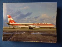 AIR MAURITIUS   B 707 436    G-APFD    /   Collection Vilain N°1183 - 1946-....: Moderne