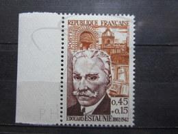 VEND BEAU TIMBRE DE FRANCE N° 1349 + BDF , XX !!! (c) - Francia
