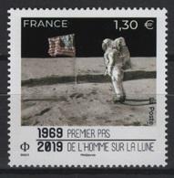 France (2019) - Set -  /  Espace - Space - Moon - Apollo - Astronaut - Espace