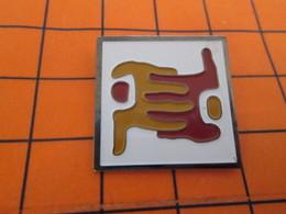 413H Pin's Pins / Belle Qualité Et Rare / THEME AUTRES : TACHES ABSTRAITES DE COULEURS - Pin's