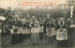 CONGRES EUCHARISTIQUE JUIN 1914 MONSEIGNEUR RUCH - Nancy