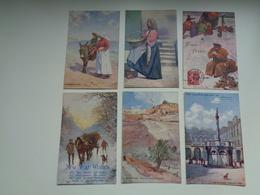 "Beau Lot De 20 Cartes Postales De Fantaisie "" Oilette ""  Raphael Tuck & Sons    Mooi Lot Van 20 Postkaarten Fantasie - Postkaarten"