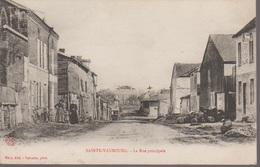 SAINTE VAUBOURG- RUE PRINCIPALE - France