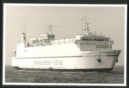 Fotografie Fährschiff Mikolaj Kopernik Auf See - Schiffe