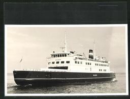 Fotografie Fährschiff Najaden Auf See - Schiffe