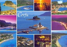 GRECE CORFOU   POST CARD  2000  (FEB20791) - Grecia