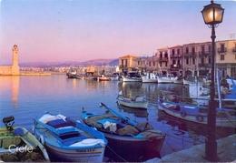 GRECE CRETE    POST CARD  1994  (FEB20796) - Grecia