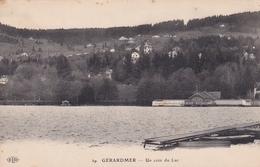 Gérardmer Un Coin Du Lac - Gerardmer