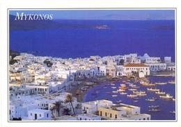 GRECE MIKONOS     POST CARD  1988  (FEB20798) - Grecia