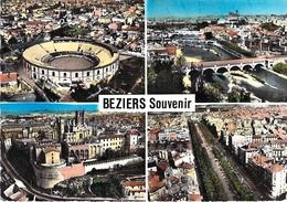 34 - Béziers - Multivues - Beziers