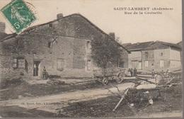 SAINT LAMBERT - RUE DE LA CROISETTE - Sonstige Gemeinden
