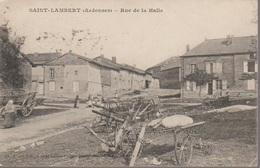 SAINT LAMBERT - RUE DE LA HALLE - France