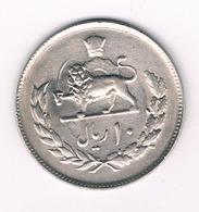 10 RIAL  2535  AH IRAN /1174/ - Iran