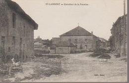 SAINT LAMBERT - CARREFOUR DE LA FONTAINE - Sonstige Gemeinden