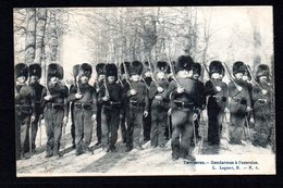 TERVUREN - TERVUEREN - Gendarmes à L'exercice - Training Rijkswachters - Tervuren