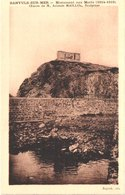 FR66 BANYULS SUR MER - Monument Aux Morts 1914-1918 - Oeuvre De Aristide MAILLOL Sculpteur - Belle - Banyuls Sur Mer