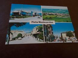 B760  Pietra Montecorvino Foggia Viaggiata - Altre Città