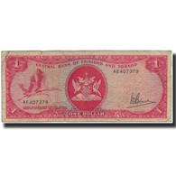 Billet, Trinidad And Tobago, 1 Dollar, KM:30a, B - Trinité & Tobago