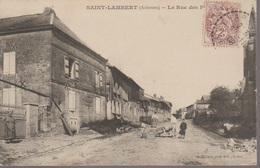 SAINT LAMBERT - LA RUE DES P - Other Municipalities