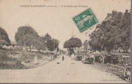 SAINT LAMBERT - ENTREE DU VILLAGE - France