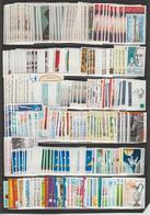"""Lot De Timbres De France Neufs """"Sous-faciale"""" (Remise De 50% ) - Collections"""