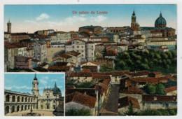 C.P.  PICCOLA     UN   SALUTO   DA   LORETO     2 SCAN  (NUOVA) - Italia