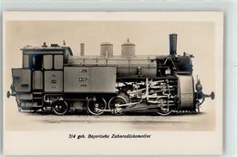 53149099 - 3/4 Gek. Bayerische Zahnradlokomotive - Treinen