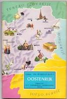 Boek - Aardrijkskunde - Oostenrijk - Uitg. Vandemoortele Izegem - 1964 - Géographie