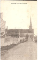 Dépt 41 - PRUNIERS-EN-SOLOGNE - L'Église - (Édition Cholet) - Other Municipalities