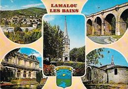34 - Lamalou Les Bains - Multivues - Lamalou Les Bains