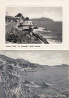9634-LOTTICINO N°.7 CARTOLINE DI GENOVA-NERVI-FG - Genova (Genoa)