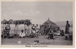 REPUBLIQUE CENTRAFRICAINE(BANGUI) TYPE(PECHEUR) - Repubblica Centroafricana
