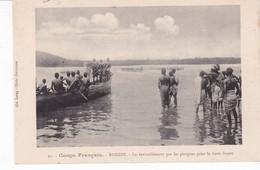 REPUBLIQUE CENTRAFRICAINE(BANGUI) PIROGUE - Centrafricaine (République)